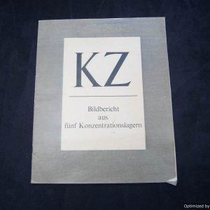 KZ bildbericht aus funf konzentrationslagern Booklet