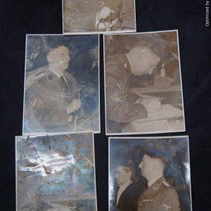 SS/SD Obersturmbannfuhrer photographs