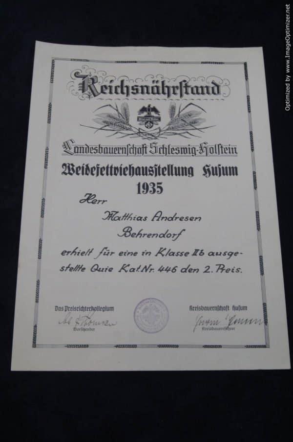 Reichsnährstand