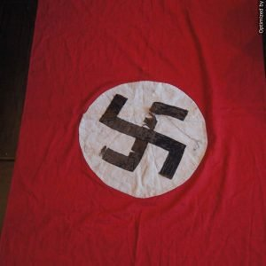 early nsdap party banner