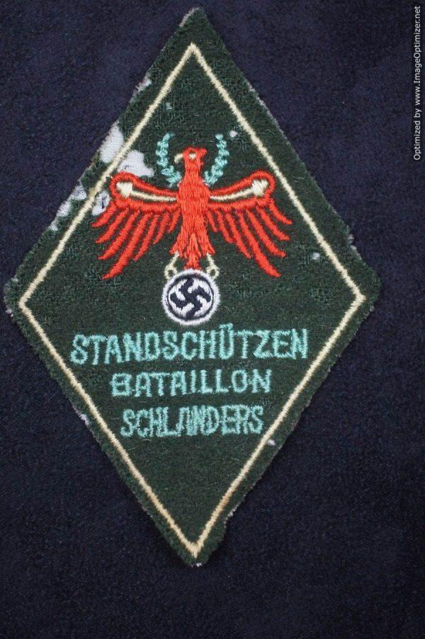 Standschutzen Battaillon Schlanders
