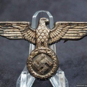 Political Visor Eagle in coupal