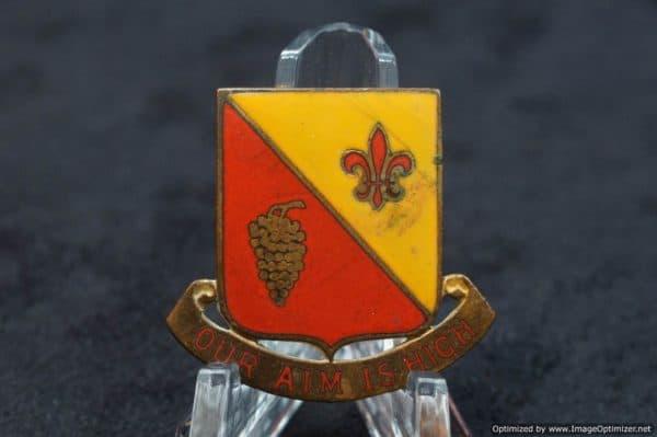 WW2 Era 552th US Anti Aircraft Battalion DI Pin