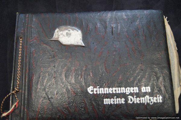 nazi SS photo Album