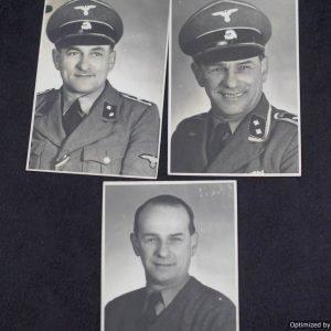 SS Portraits