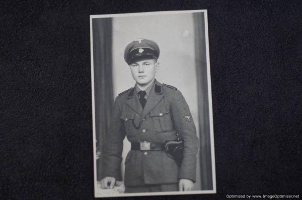 Gestapo SD portrait