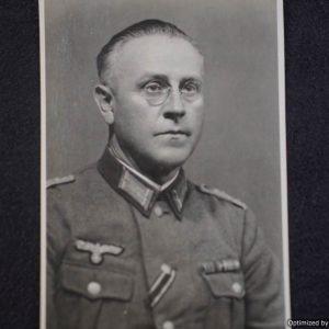 Heer Officer portrait