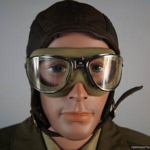 ww2 US aviator goggles