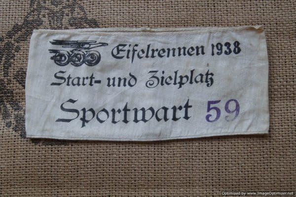 sportwart armband