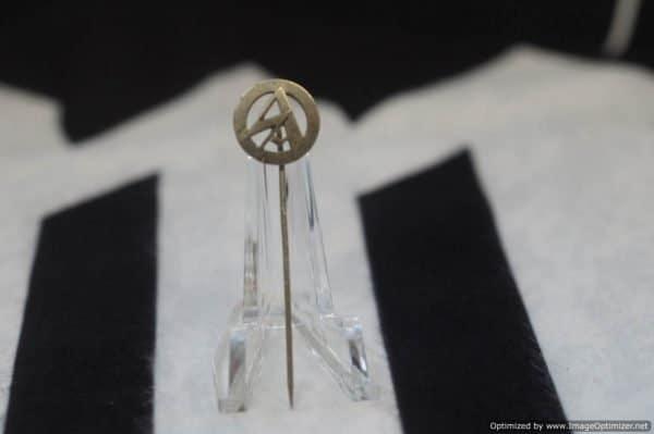 SA stick pin RZM marked