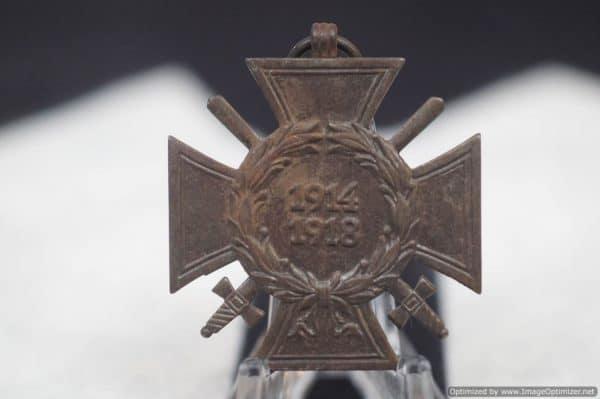 WW1 Hindenburg medal
