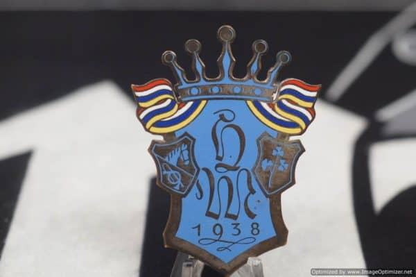 Mainzer Carneval-Verein 1838 Enamel badge