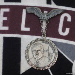 1975 WFW Adolf Galland Commemorative Medal