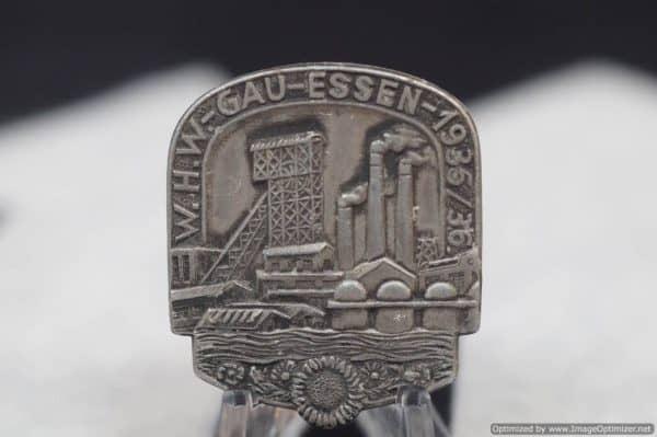 W.H.W. Gau Essen 1935/36 Tinnie