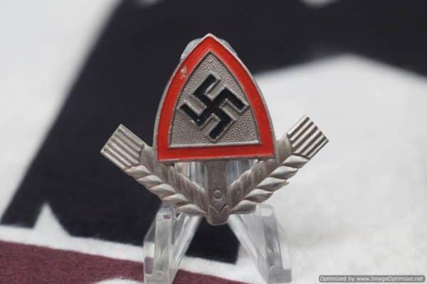 RAD Cap insignia