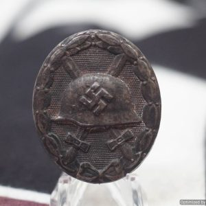Black Wound Badge Maker 103