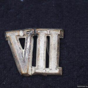 VII Shoulder Board Cypher