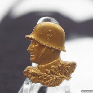 Plastic Heer/Wehrmacht Gold tinnie