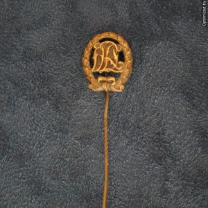 DRL Stick Pin in Bronze