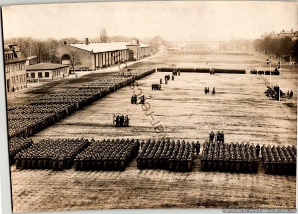 Early Heer Regimental Ceremony Picture