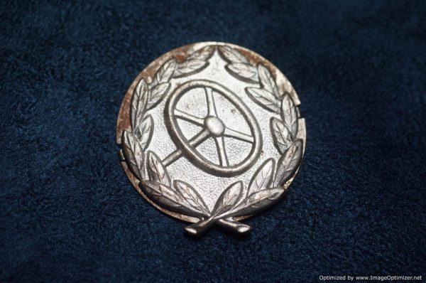 German Drivers Merit Badge in Silver