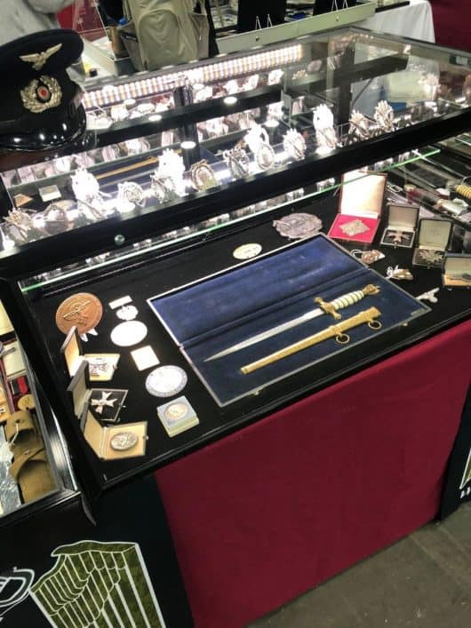 War-Relics-Trade-Show-Booth