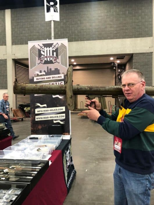 War Weapons Trade Show