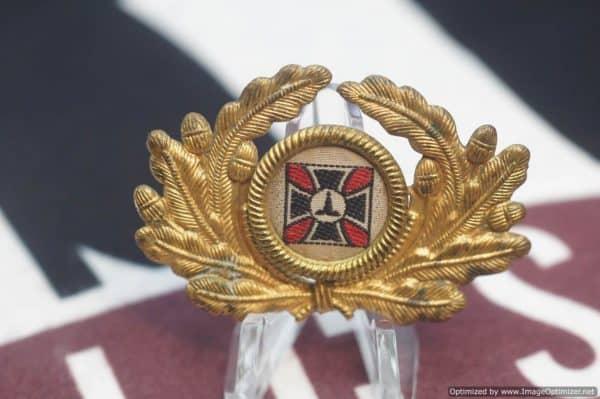 Kyffhäuserbund Cap insignia