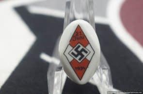 Hitler Youth Porcelain 1934 badge
