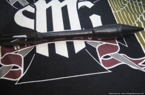 US WW2 Bazooka Training round INERT