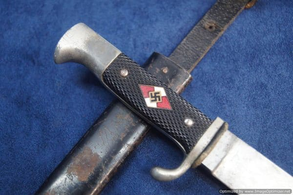 Hitler Youth Knife Mid Period