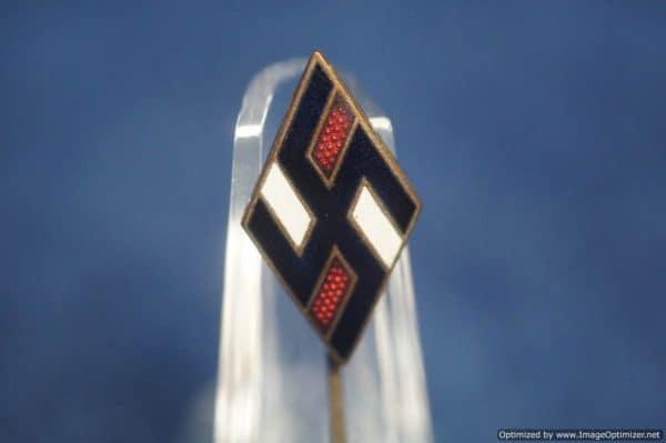 Nazi Student Bund Stick Pin