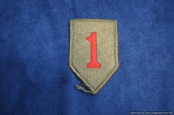 SMGL-2842 First Division sewn edge Patch