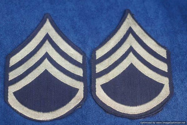 SMGL-2870 US ww2 era Staff Sergeant Summer pair