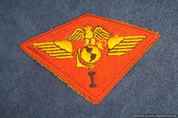 SMGL-2885 US ww2 era 1st Marine Airwing Patch