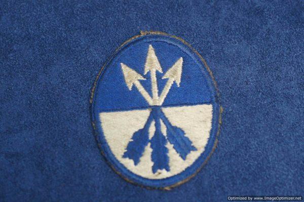 SMGL-2888 US ww2 era 23rd Army Corps