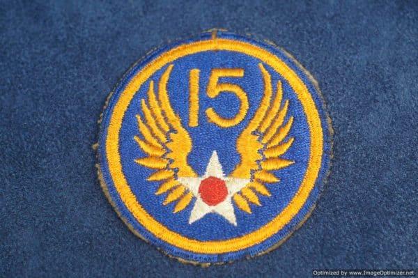 SMGL-2889 US ww2 era 15th Army Air Force