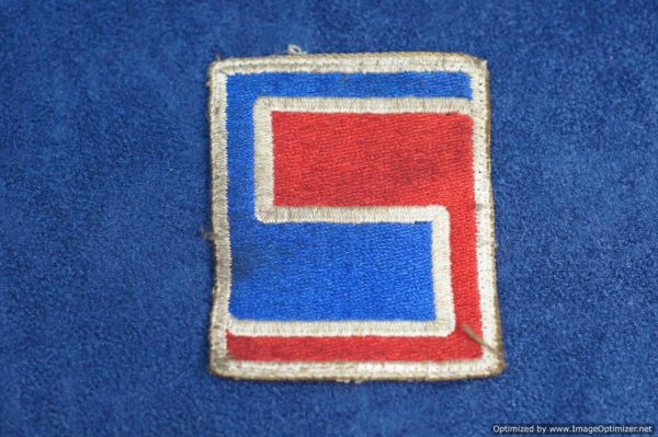 SMGL-2894 US ww2 era 69th Infantry Division Patch