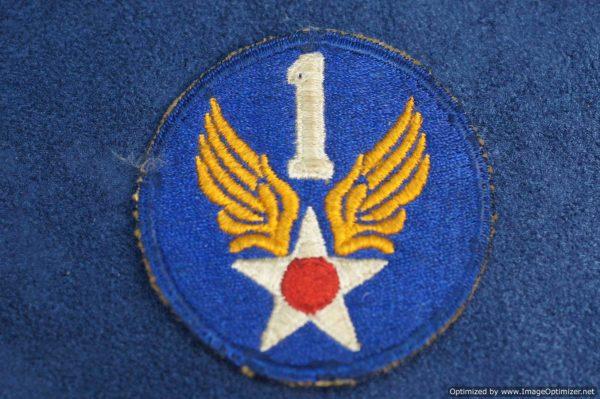SMGL-2895 US ww2 era 1st Army Air Force Patch