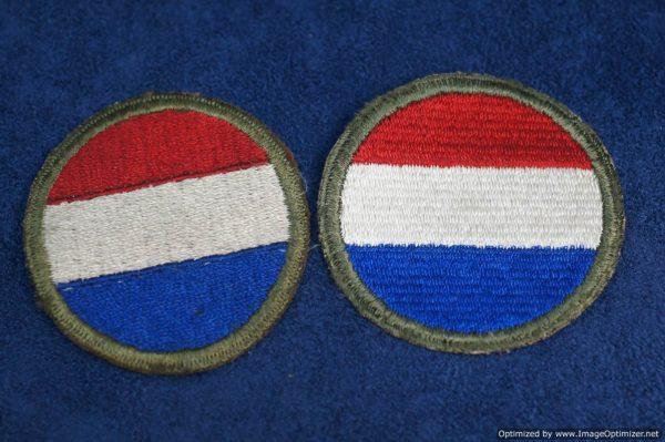 SMGL-2897 US ww2 era Army Ground Forces Patch
