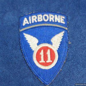 SMGL-2903 US ww2 era 11th AirBorne Patch
