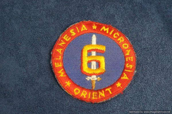 SMGL-2906 US ww2 era 6th Marine Division Australian made
