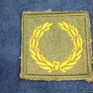 SMGL-2908 US ww2 era Meritorious Unit Commendation patch