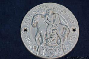 SGML-1358 NSV Door or Plaque roundel