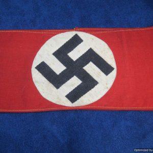 embroidered NSDAP Armband