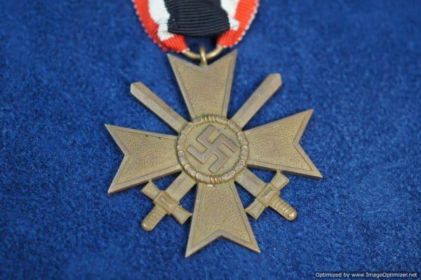"SGML-1356 War Merit Cross with swords maker ""41"""