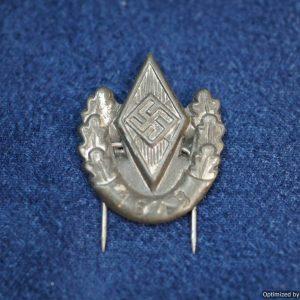 SGML-1351 1943 HJ Meeting pin