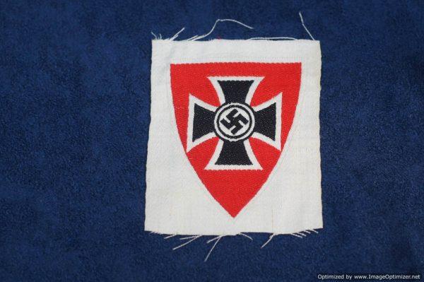 SGML-1345 NSKRB Veterans Sleeve Patch