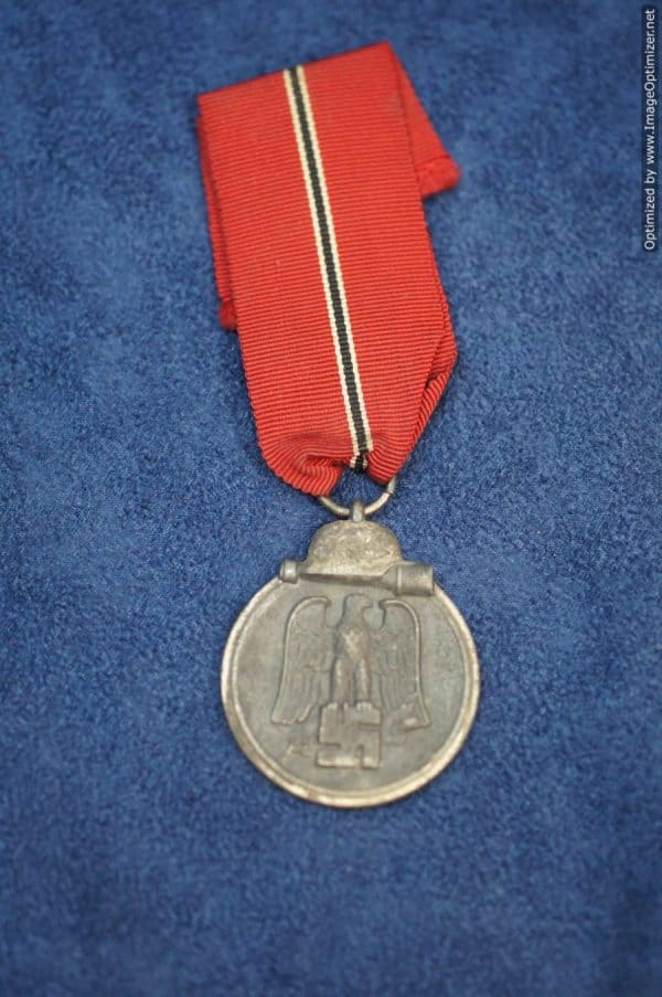 SGM-1342 OST Medal Marked 88 by Werner Redo