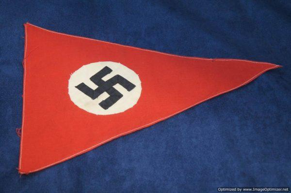 SGML-1365 3 pc NSDAP Pennant